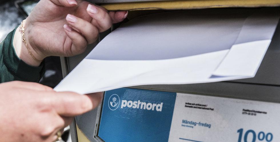 Digitaliseringen ökar – och skapar huvudvärk för Postnord