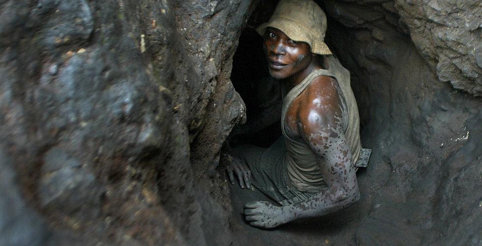 Helveteshålet 30 meter under jord – här är batteriboomens baksida