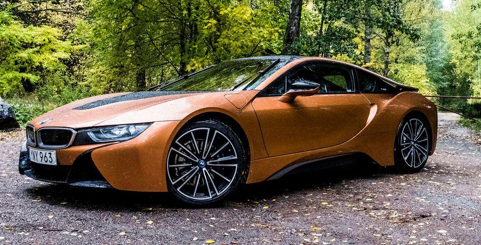 BMW sålde 2,49 miljoner bilar under 2018