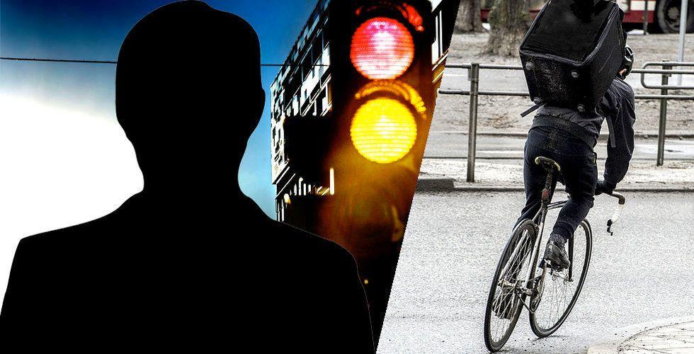 Breakit - Wolt anlitar misstänkt ekobrottsling – för att anställa cykelbuden