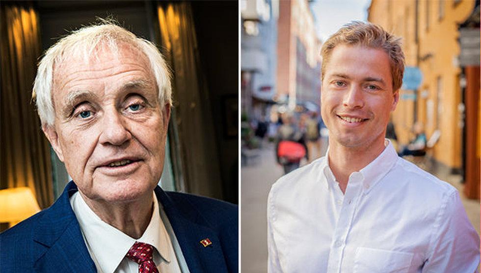 Stena-chefen Dan Sten Olsson går in i bemmaningsappen Yepstr