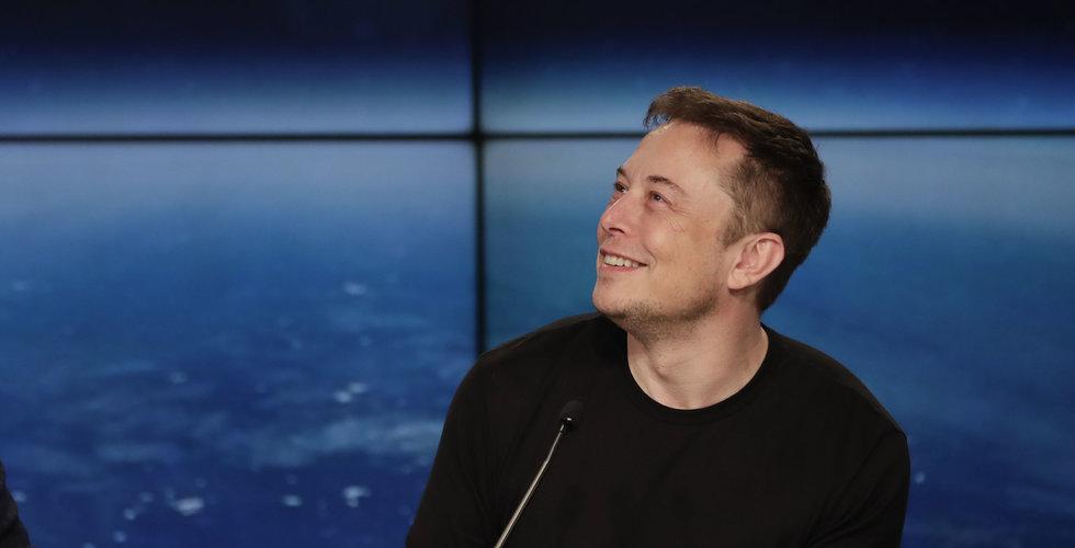 Spacex tar in nytt kapital till en värdering av 36 miljarder dollar