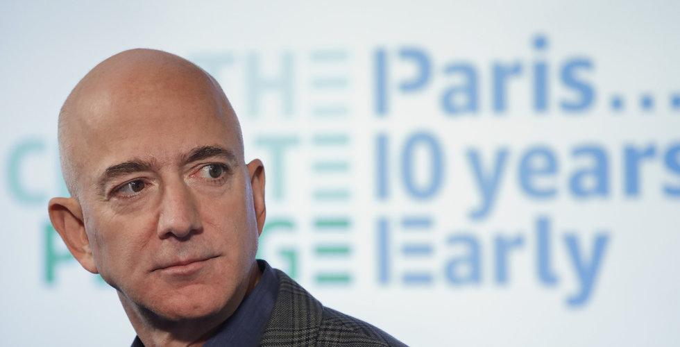 Amazon tillåter anställda jobba hemifrån till slutet av juni 2021