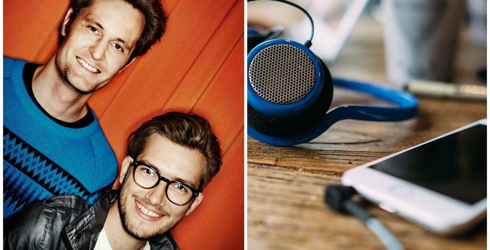 Soundcloud-grundarna jobbar med ny hemlig startup – finansiering redan på plats