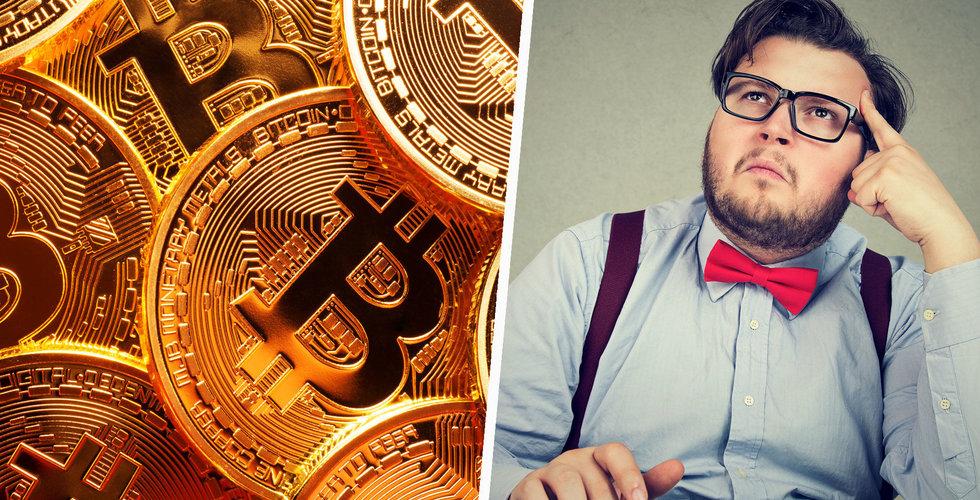 Bitcoin värde överstiger 1 biljon dollar igen – stiger 6 procent