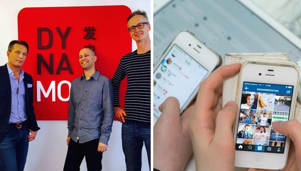Elitutvecklare bakom nya inkubatorn Dynamo som byter kod mot aktier