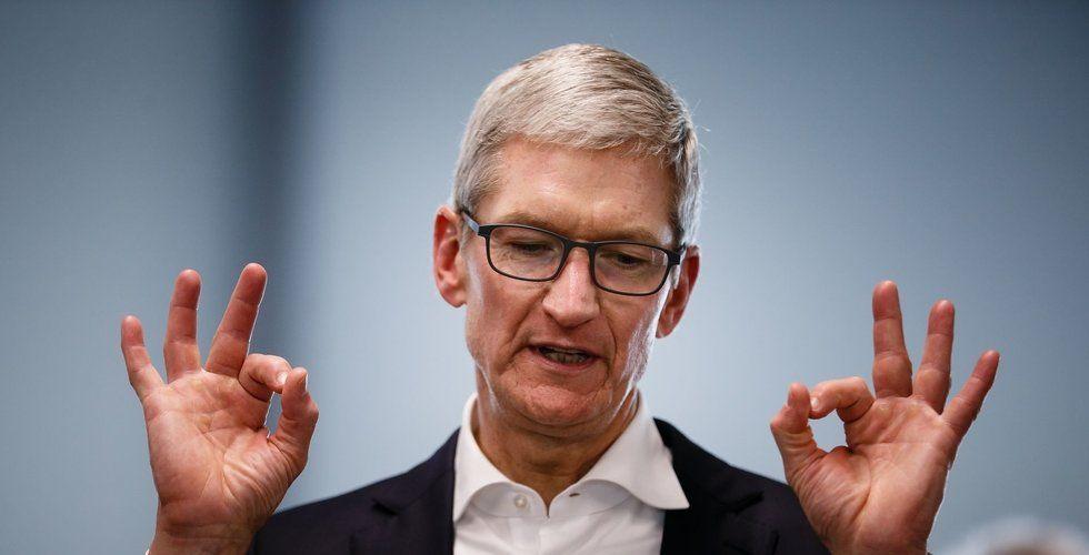 Apple: Nästa iPhone-event blir den 10 september