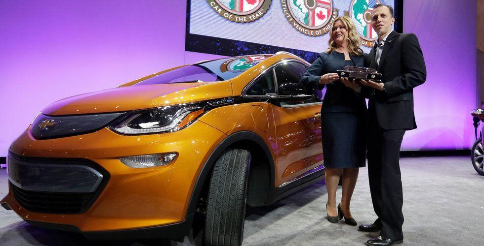 Breakit - General Motors snart redo att massproducera självkörande bilar