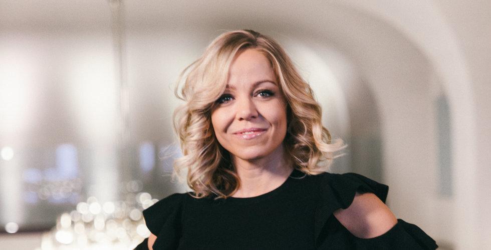 Linda Palmgren: Grymt stolt över att ha lyckats leda danska säljare