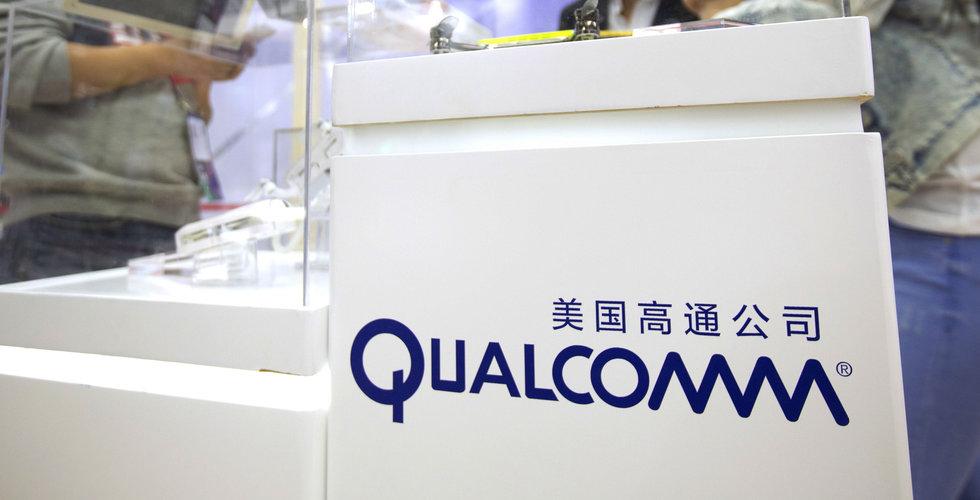 Qualcomm tackar nej till Broadcoms höjda bud värt 121 miljarder dollar
