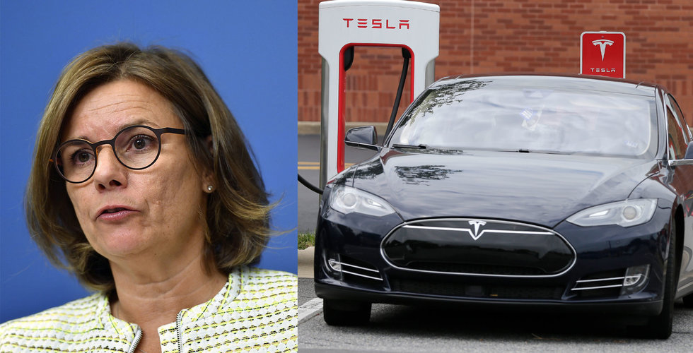 Breakit - Dyrt med en Tesla? Nu ska det bli billigare att äga el-fordon i Sverige