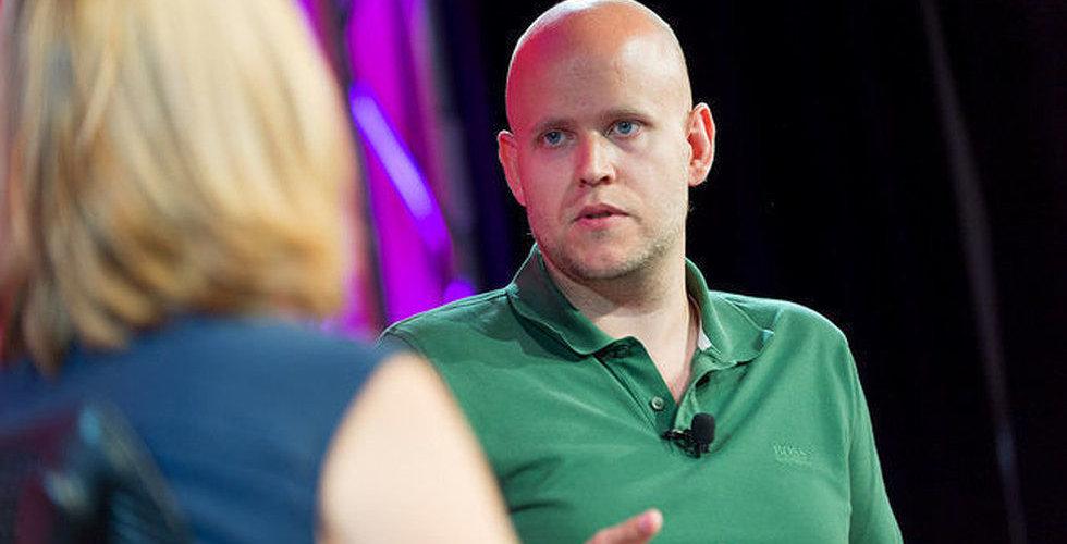 Breakit - Cashar in – har sålt Spotify-aktier för 300 miljoner