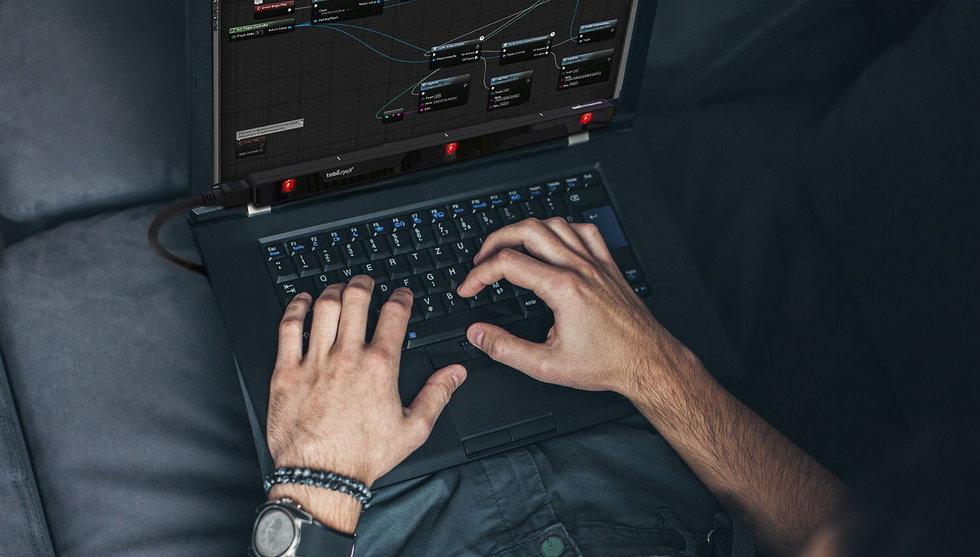 Breakit - Tobii breddar verksamheten - flyttar in i datorer och VR-brillor