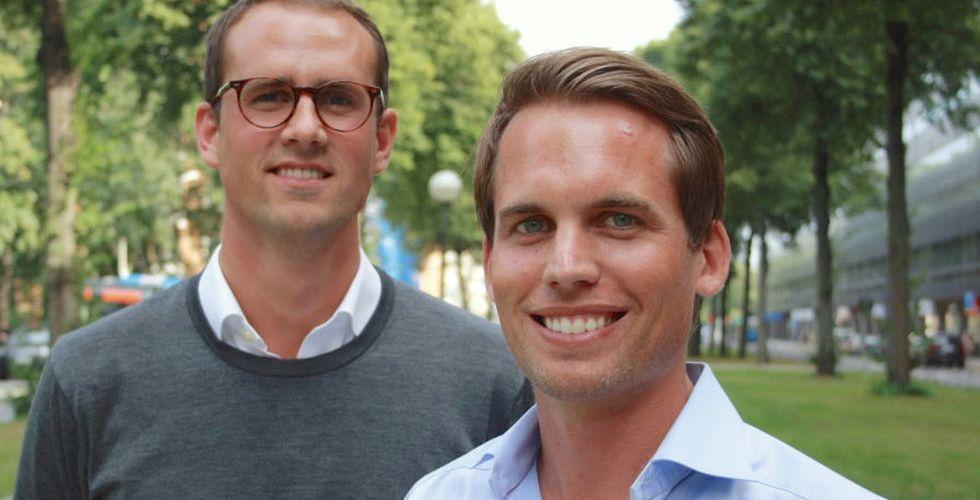 Serieentreprenörer satsar på att bli digital verktygslåda för börsen