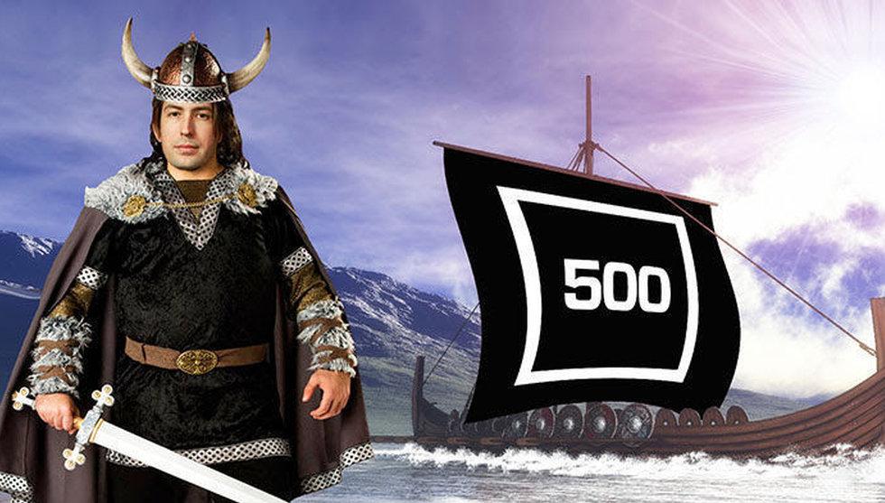 """500 startups startar program i Norden för """"dödsskuggans dal"""""""