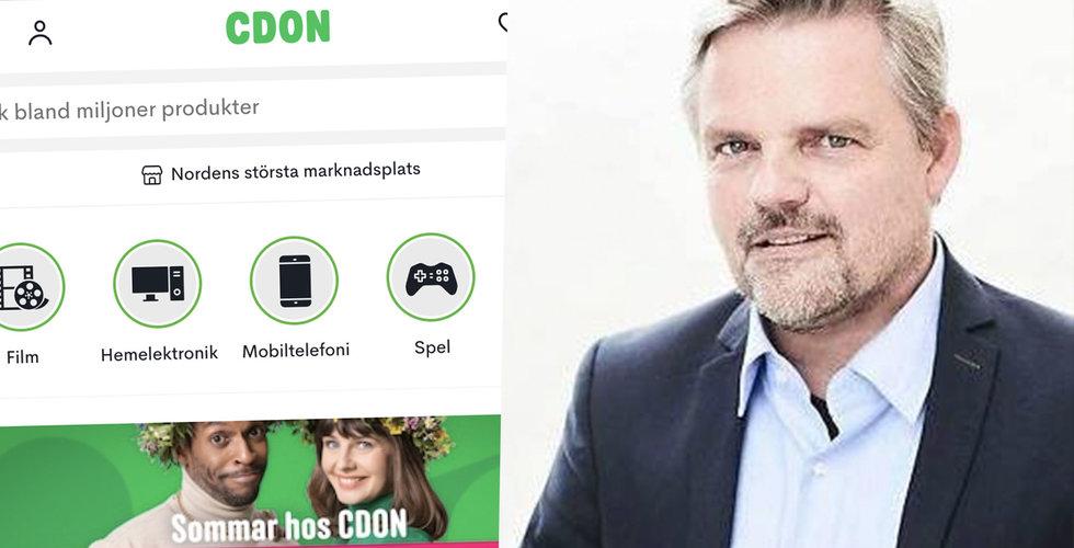 Cdon köper 30 procent av Shopit Online Europe