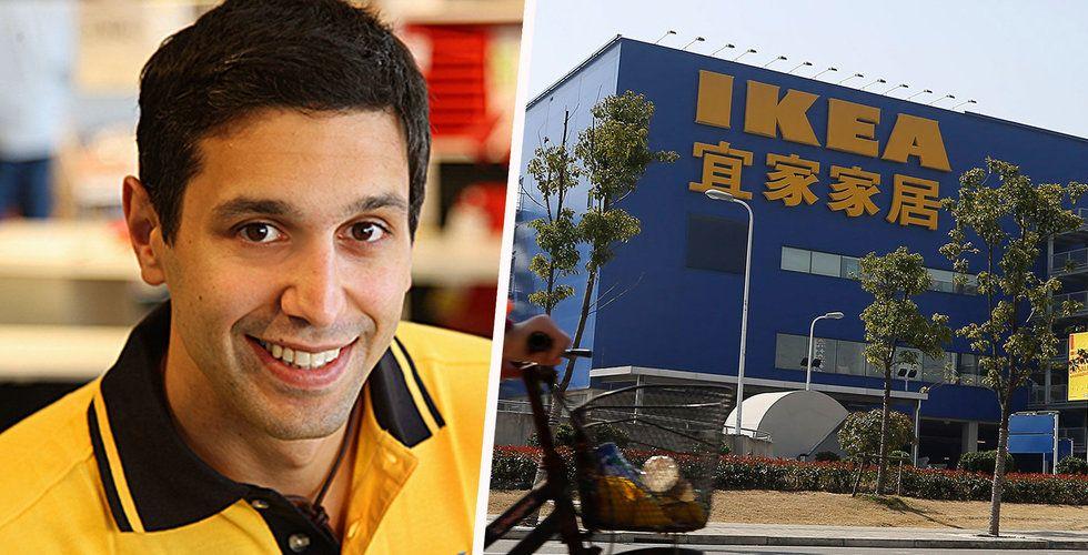 Ikeas nya drag – säljer på Tmall