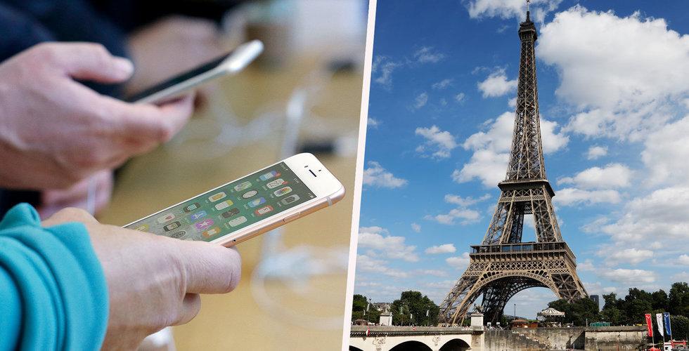 Breakit - Frankrike utreder Apple för långsamma Iphones