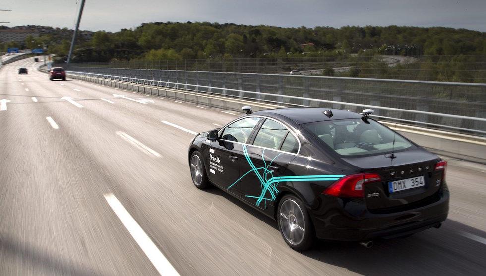 Breakit - Autoliv och Volvo ska ta fram ny mjukvara till självkörande bilar