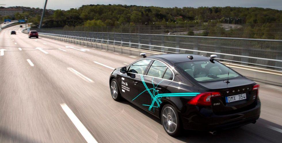 Autoliv och Volvo ska ta fram ny mjukvara till självkörande bilar