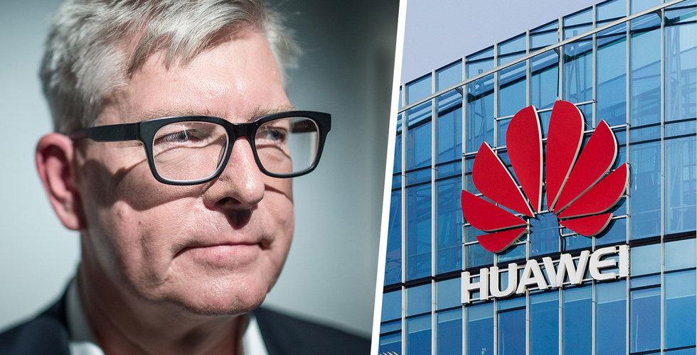 Ericsson och Nokia kan ersätta Huawei