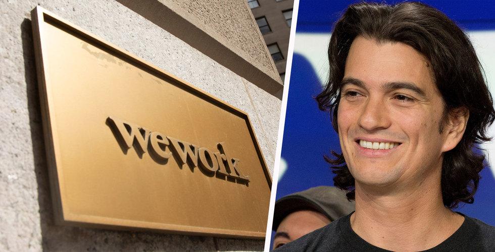 Softbanks miljardköp i Wework uteblev – nu kan Adam Neumann stämma japanska jätten