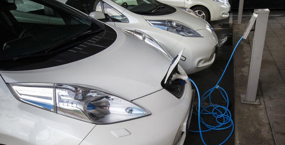 Breakit - Bil Sweden spår 34 000 nyregistrerade supermiljöbilar i år