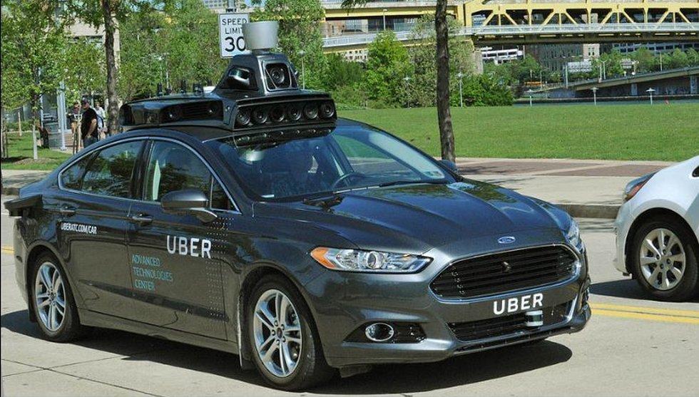 """Efter skattesmitarkritiken: Nu inför Uber en """"skatteknapp"""""""