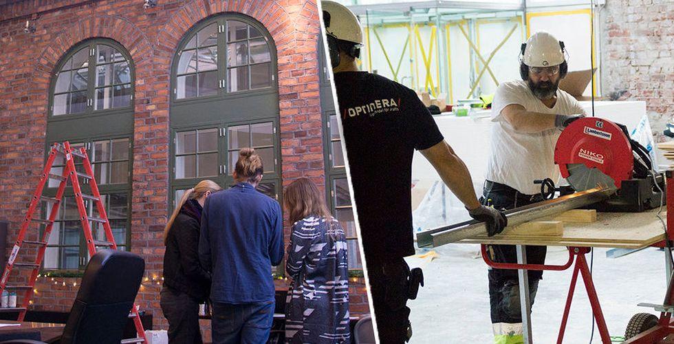 Breakit - Här börjar Klarna-Niklas nya hus för välgörenhetstech ta form