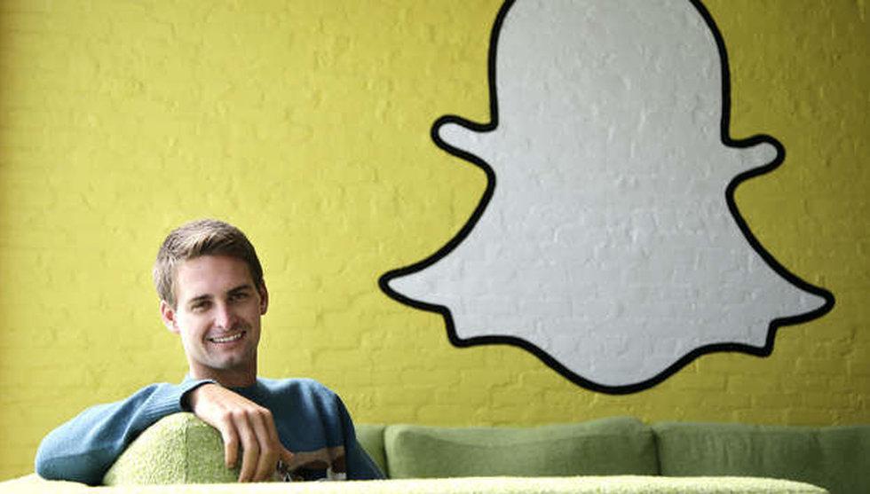 Breakit - Snapchats nya annonsknep – börjar sälja sponsrade selfies