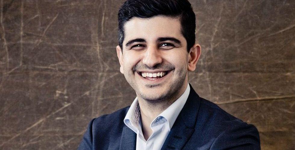 Från flykting till företagare - nu vill Arash Gilan digitalisera världen