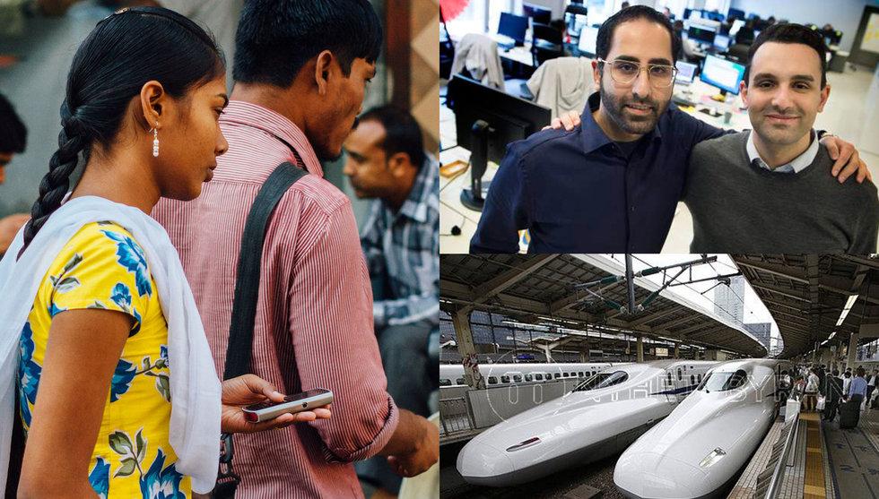 Kommer Indien att bli nästa stora techhub? Kolla in den här listan