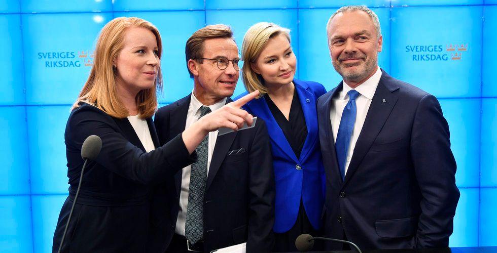 Ödesdag för Sverige – Liberalerna släpper fram Löfven