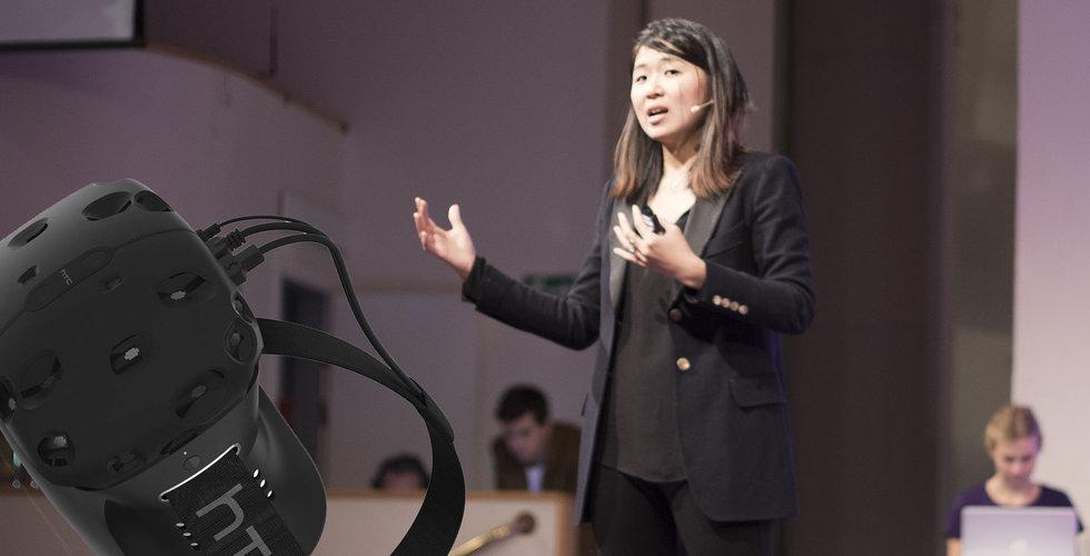 """HTC-toppens Pearly Chens bekännelse: """"93 procent av våra kunder är män"""""""