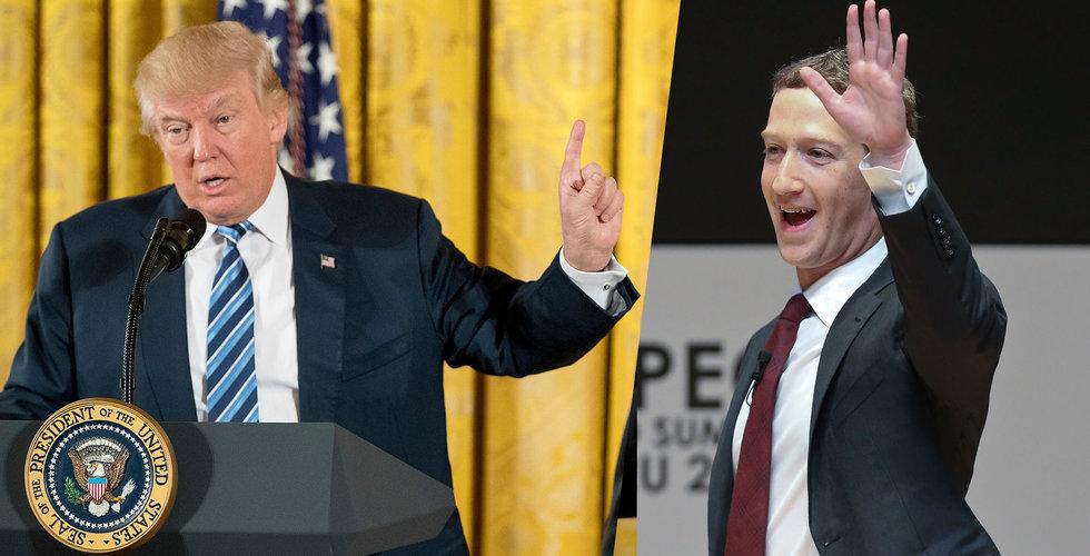 Breakit - Stora snackisen – siktar Mark Zuckerberg på att bli USA:s nästa president?