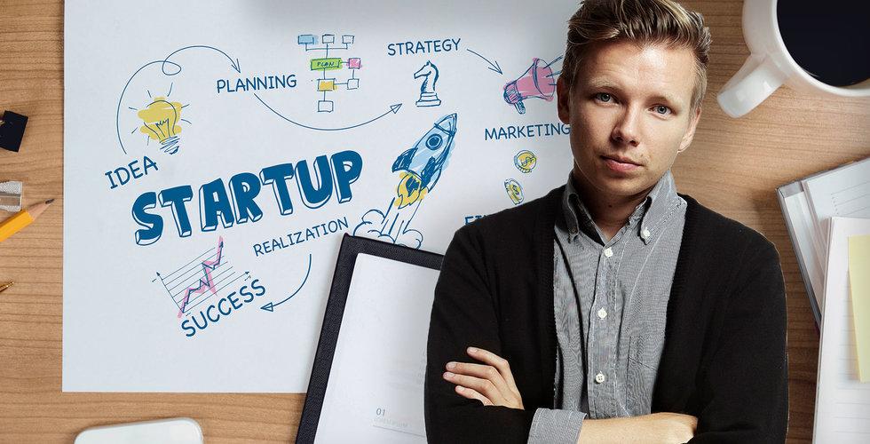 """Emanuel Karlsten: Ibland blir vi lurade av ordet """"startup"""""""