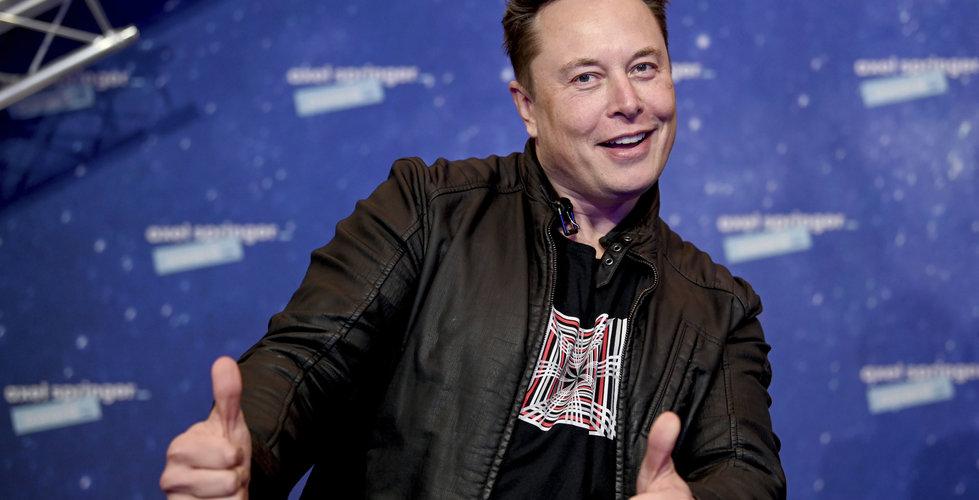 'Vi hade helt fel om Tesla' – RBC mer än dubblar riktkursen