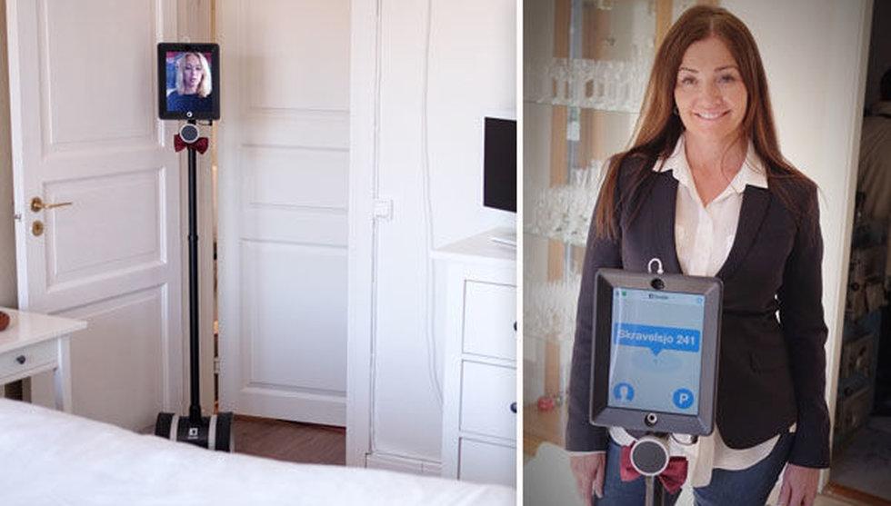 Robotarna tar över mäklaryrket – gå på lägenhetsvisning hemifrån