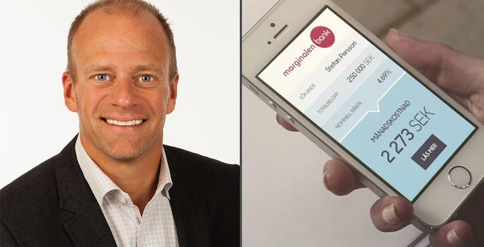Mobiento-grundaren blir Zmarta Group:s chef för digital utveckling