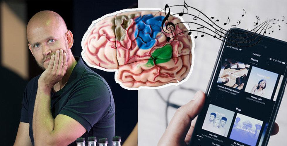 Daniel Ek avslöjar tech-tricket som lurade våra hjärnor