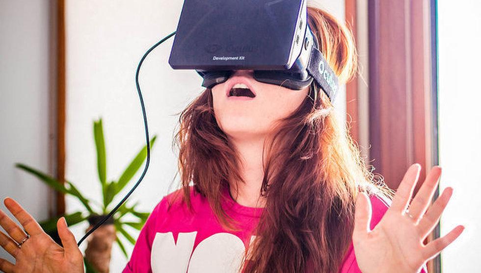 Facebook ser dig var du än går - även i den virtuella världen