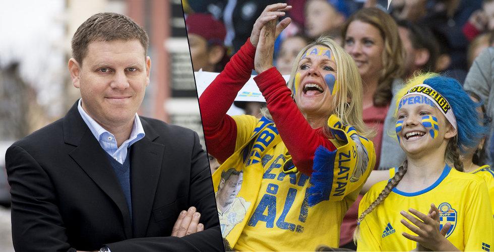 Breakit - Paul Fischbein blir styrelseordförande i bolaget bakom Svenskafans