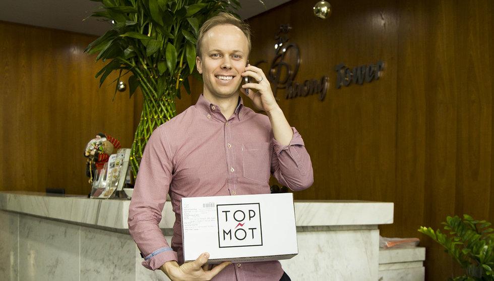 Erik Jonsson utmanar Zalandos systersajt med outlet i Vietnam