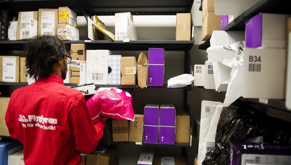 Rapport: Julhandeln på nätet slår alla rekord - ökar med 12 procent