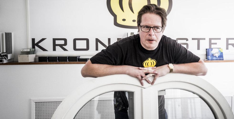 """Kursade Kronfönsters vd: """"Hur hårt jag än jobbade blev det bara tyngre"""""""