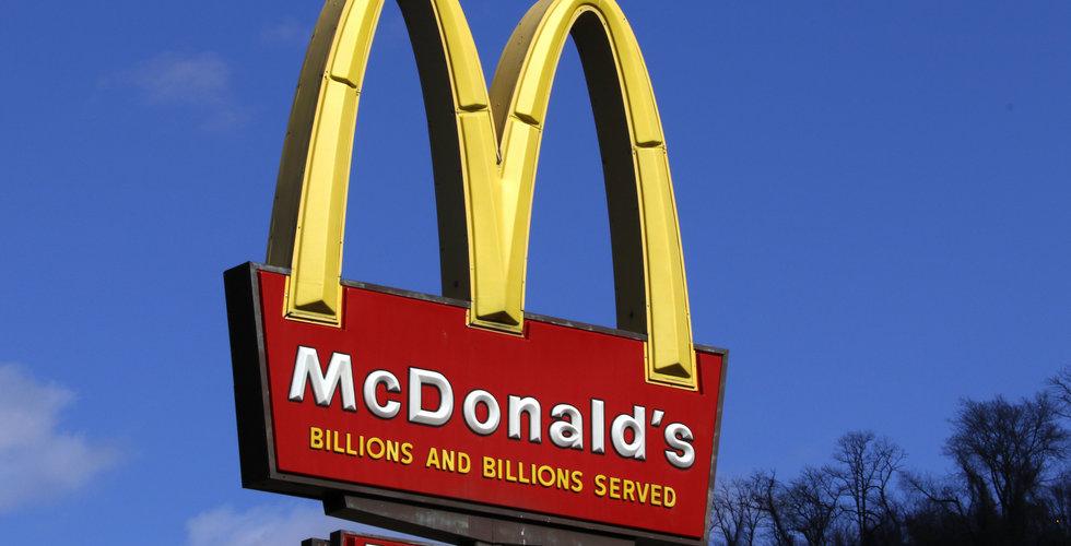 McDonalds köper techbolag - största förvärvet på 20 år
