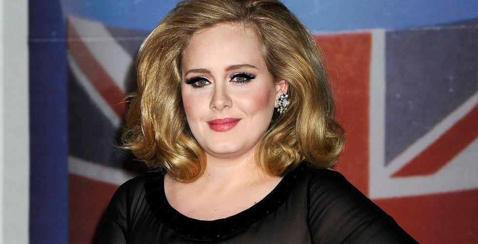 Adele håller sitt nya album borta från streamingtjänsterna