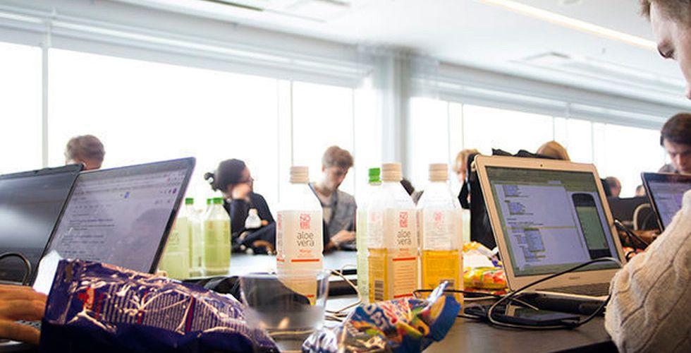 Kodkalas i skyarna på årets Gothenburg Startup Hack