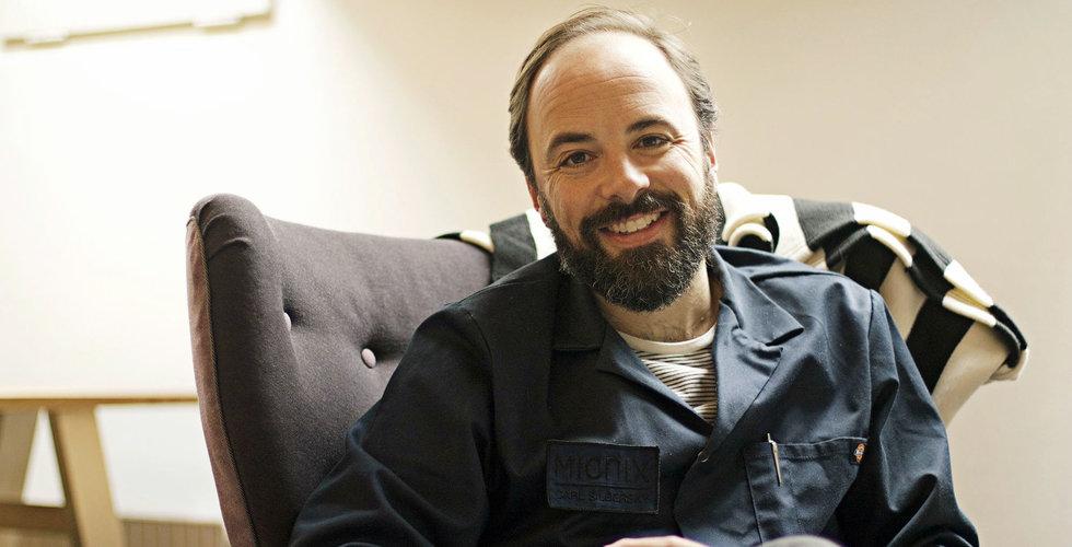 Bimobject får ny vd med omedelbar verkan – Carl Silbersky tar över