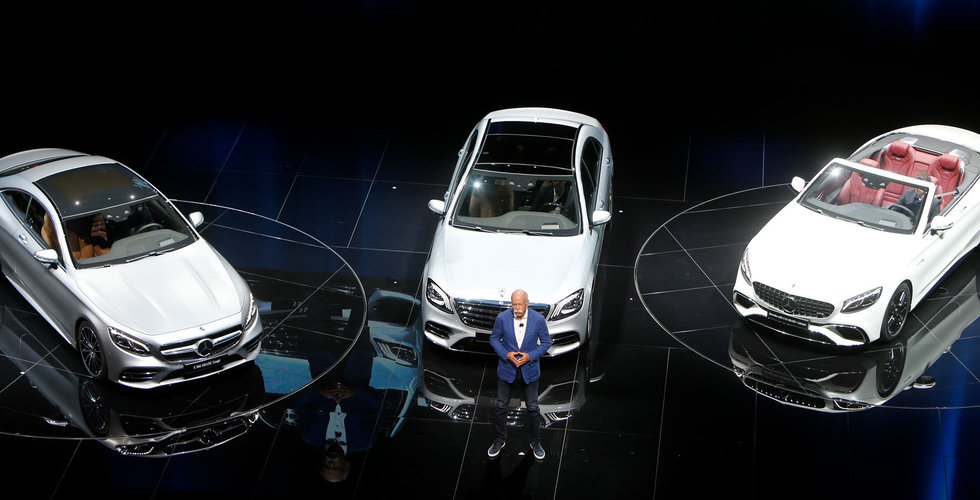 Breakit - Daimler miljardinvesterar för fler elbilar i Kina